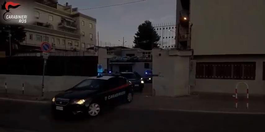 """Operazione antimafia """"Gallodoro"""": tre agrigentini tra gli arrestati"""
