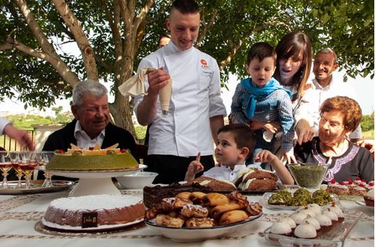 Anche l'agrigentino Calogero Taibi tra i dodici migliori pasticceri italiani