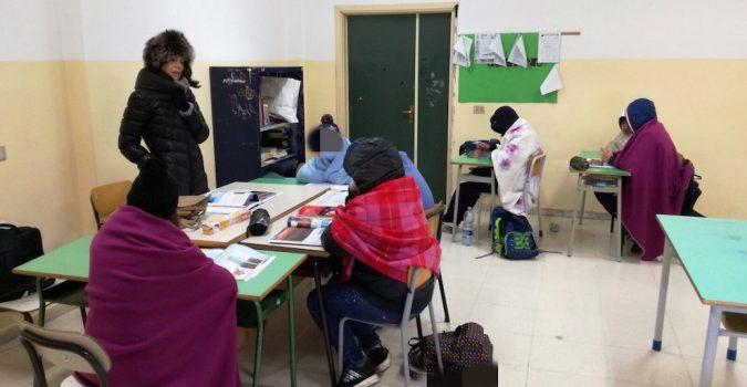 Lezioni al freddo e riscaldamenti spenti, amara sorpresa per molti studenti agrigentini