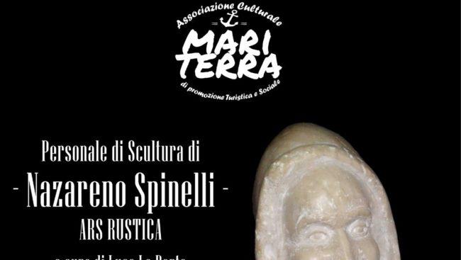 Giorno 1 marzo si apre mostra di scultura presso la Torre di Carlo V di Porto Empedocle