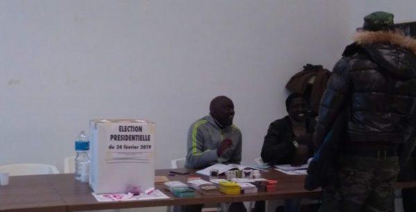 Il voto della comunità senegalese ad Agrigento