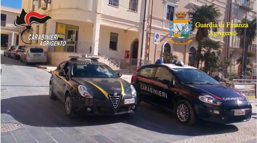 Storie di raggiri ed impiegati infedeli della posta: Carabinieri fanno luce su somme sparite a Favara
