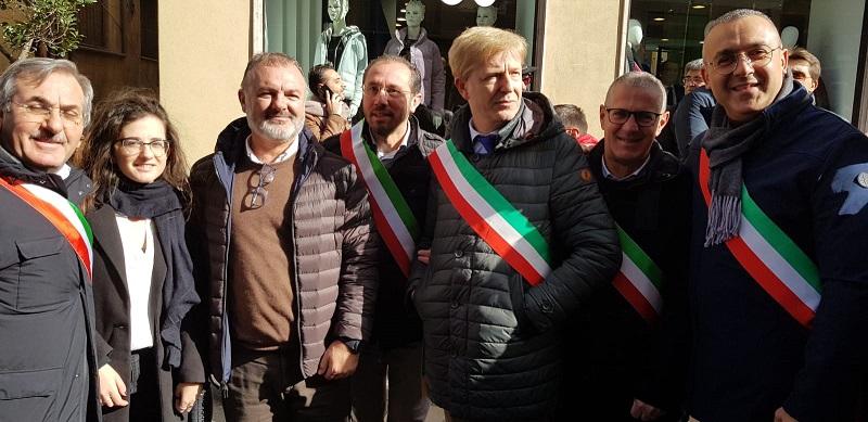 SS 640: a Caltanissetta la mobilitazione dei sindaci