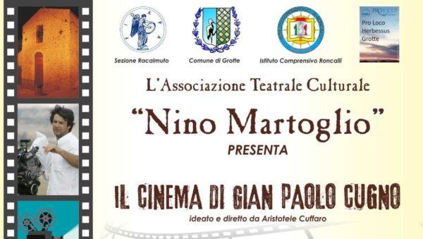 """""""Il cinema di Gian Paolo Cugno"""", venerdì il via della rassegna cinematografica"""
