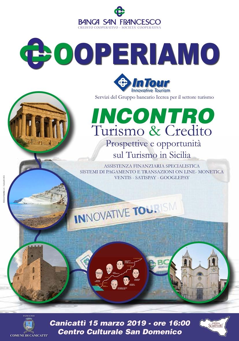 Credito. La San Francesco organizza tappa del progetto Iccrea sul turismo
