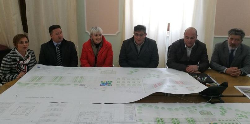 Raffadali, presentato il progetto di un ospedale veterinario (Foto)