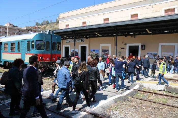 Successo per l'Open Day a Porto Empedocle centrale