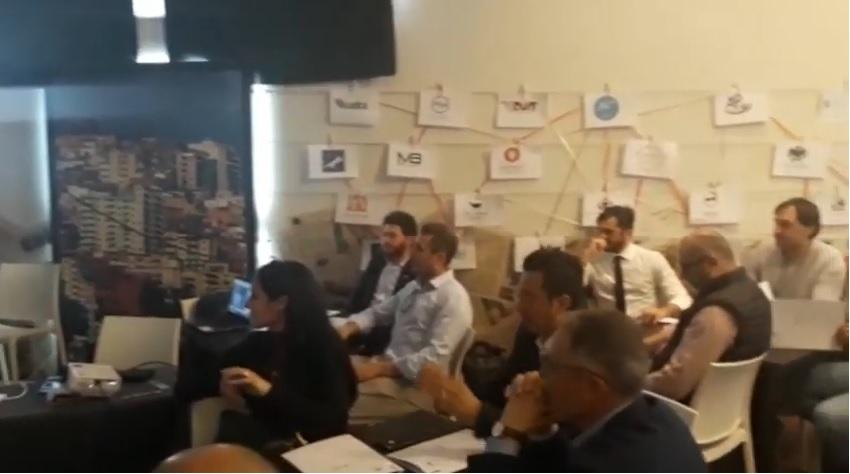 """Primo appuntamento con """"ConfAperitivo"""", organizzato dai giovani di Confcommercio"""
