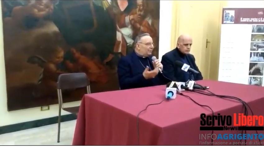 Gli auguri del cardinale Montenegro alla città