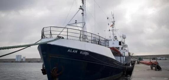 La nave Alan Kurdi verso Malta, nessuno sbarco a Lampedusa