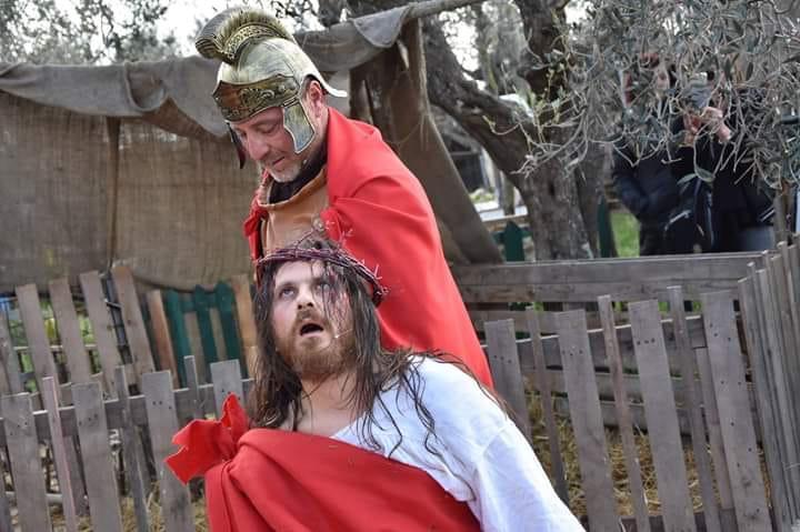 La Passione di Cristo in scena a Castelvetrano