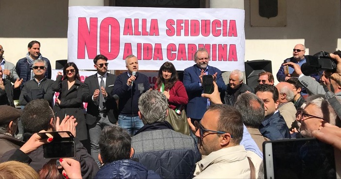 Porto Empedocle: si è svolta domenica la manifestazione pro Carmina