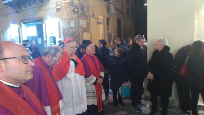 Venerdì Santo 2019, il discorso dell'arcivescovo Montenegro