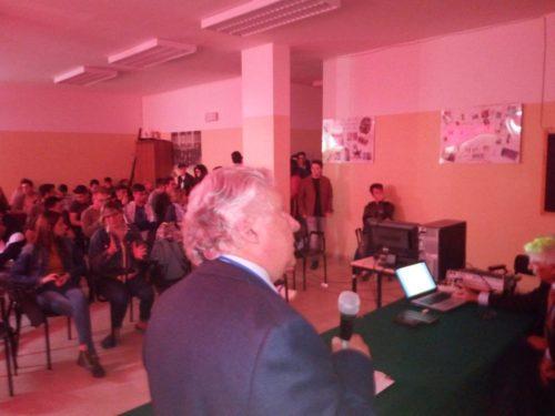 """I maestri del lavoro agrigentini incontrano gli studenti dell'alberghiero """"Nicolò Gallo"""""""