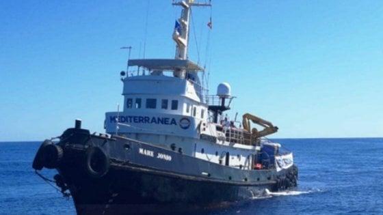 Caso Mare Jonio, continuano le indagini
