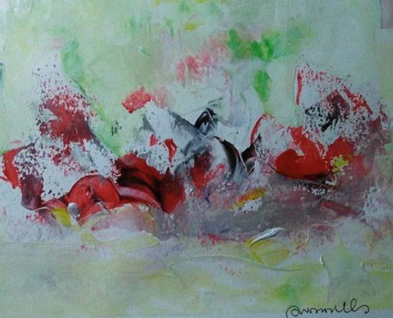 """""""Come le foglie"""", ad Agrigento la personale di pittura dell'artista Mario Passarello"""