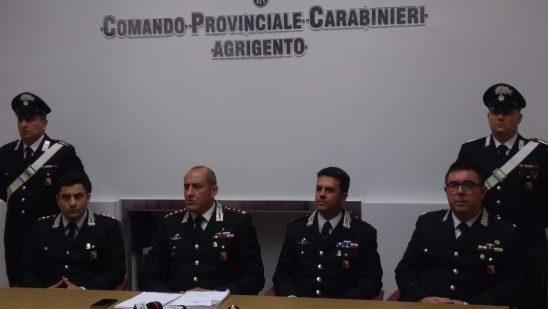 """Blitz Assedio: """"Colpo importante contro la criminalità a Licata"""""""