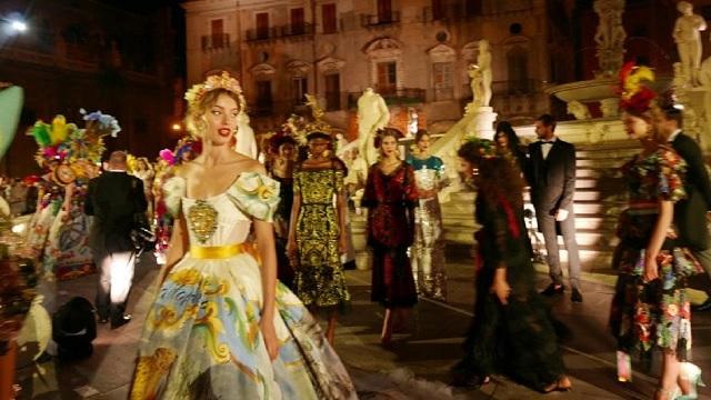 Eventi Dolce&Gabbana, sale l'attesa in provincia di Agrigento