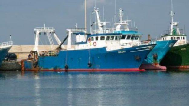 Risolto il caso del peschereccio Tramontana, adesso di ritorno in Italia