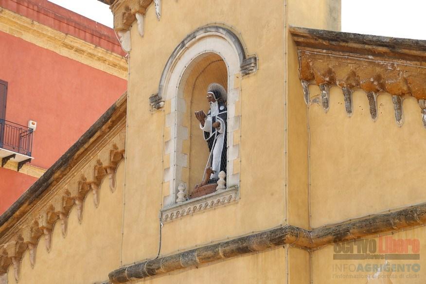 Festa di San Calogero, la città non potrà abbracciare il suo Santo Nero