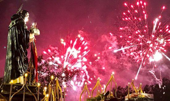 Conclusa la prima domenica di festeggiamenti in onore di San Calogero