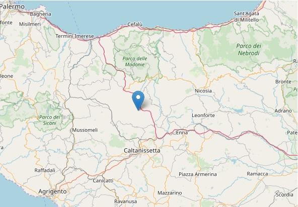 Dopo lo Stromboli anche una lieve scossa di terremoto a Caltanissetta