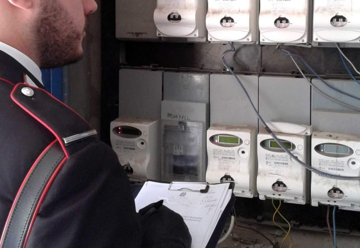 Arrestati tre ladri di energia elettrica nell'agrigentino