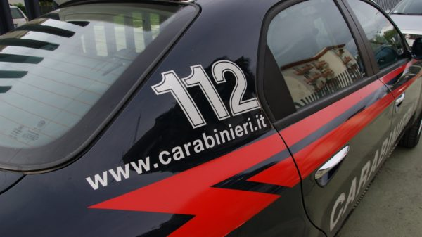 Aragona: uomo evade dai domiciliari e stalkerizza la moglie, arrestato dai carabinieri