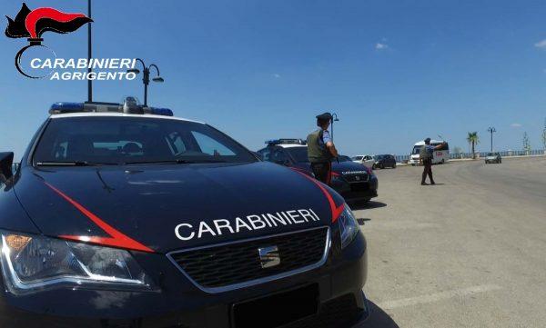 Furti sulle autovetture in sosta a Sciacca: i carabinieri arrestano il responsabile