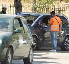 Realmonte: parcheggiatori abusivi, intervengono i carabinieri