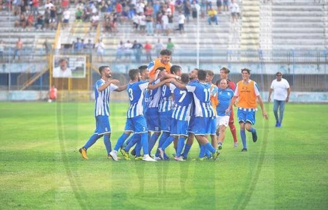 Calcio, l'Akragas batte il Geraci: domenica sfida al vertice contro Dattilo