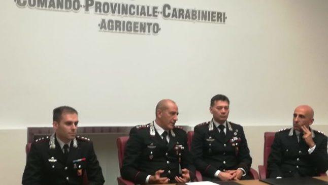 Ecco i tre nuovi ufficiali al comando dei Carabinieri