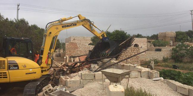 Il Tar Sicilia sospende demolizione di un fabbricato a Torre di Gaffe