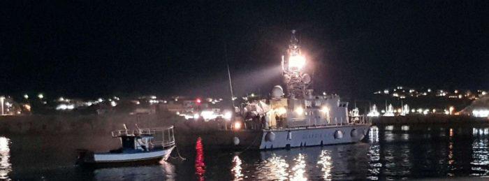 Lampedusa: più di cento migranti sbarcati in poche ore