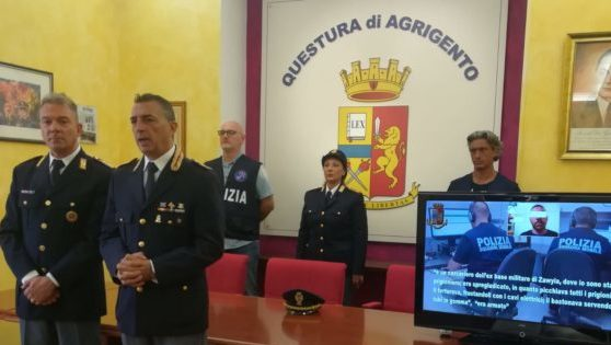 Migranti torturati, tre arresti da parte della squadra mobile di Agrigento