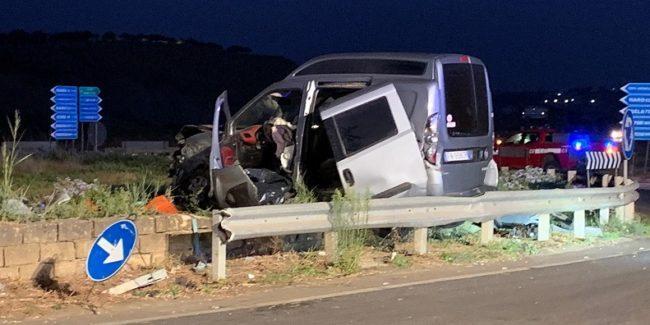 Altro incidente mortale ad Agrigento: perde la vita un uomo di 35 anni