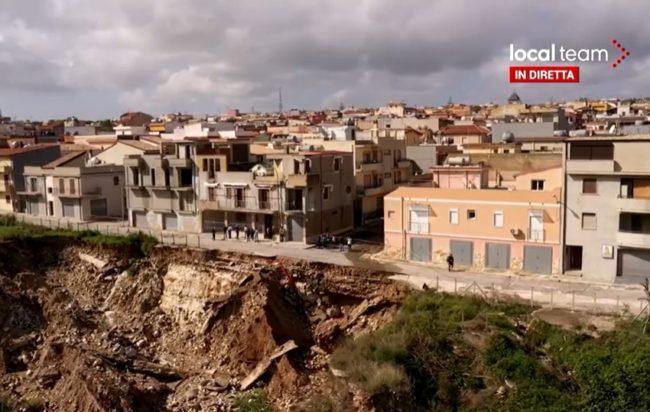 Maltempo, danni ingenti tra Ragusa e Siracusa: un morto e sedici persone salvate