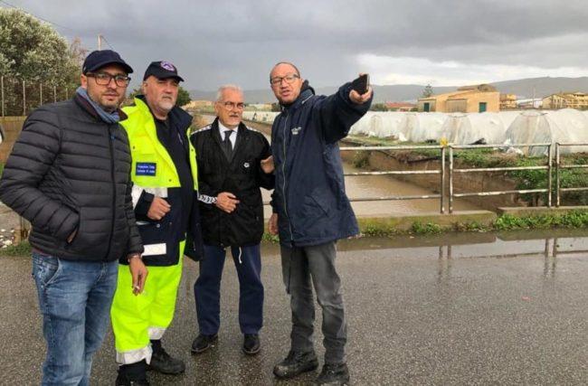 Maltempo, a Licata il sindaco è pronto a chiedere lo stato d'emergenza