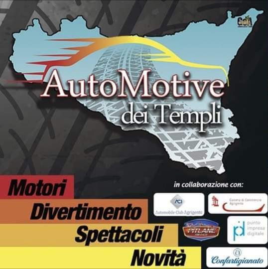 """""""Automotive dei Templi"""", si è conclusa la seconda edizione del salone dell'automobile"""