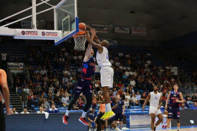 Basket, la Fortitudo Agrigento espugna Napoli