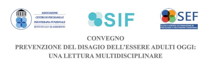 Ad Agrigento il 23 novembre convegno nazionale organizzato dal centro di psicologia e psicoterapia