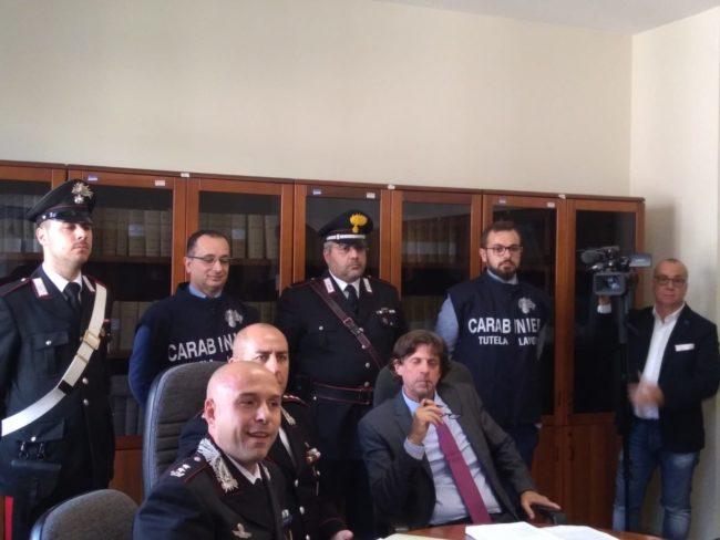 Blitz Ponos, ecco come lavorava l'organizzazione scoperta dai Carabinieri