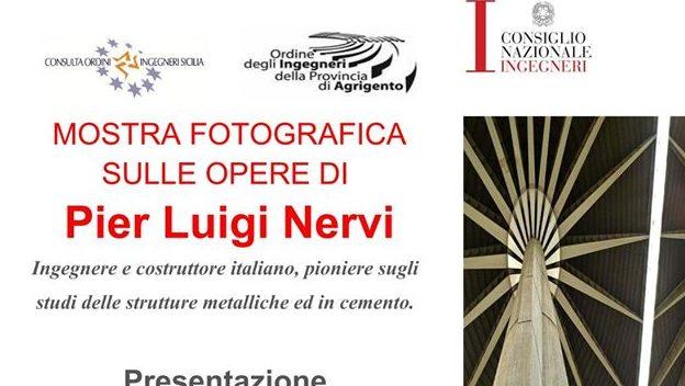 Il 14 dicembre all'Ordine degli Ingegneri si inaugura mostra sull'ingegnere Pier Luigi Nervi