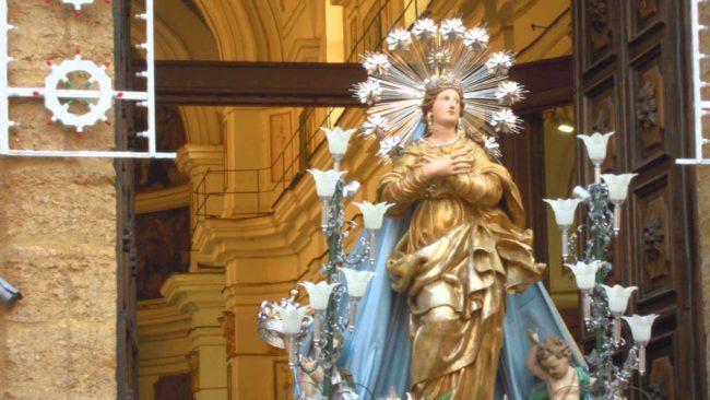 Festa dell'Immacolata Concezione: tradizioni ed eventi