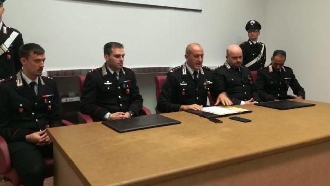 Il bilancio dei Carabinieri di Agrigento del 2019