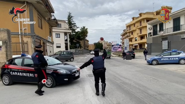 Usura ed estorsione aggravata, due fratelli tratti in arresto a Canicattì