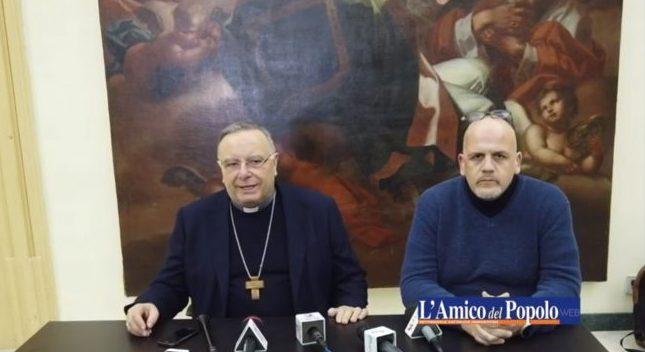 Gli auguri di buon Natale dell'arcivescovo Montenegro
