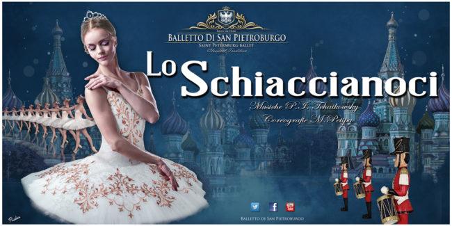 """""""Lo Schiaccianoci"""", arriva al Palacongressi il Balletto di San Pietroburgo"""