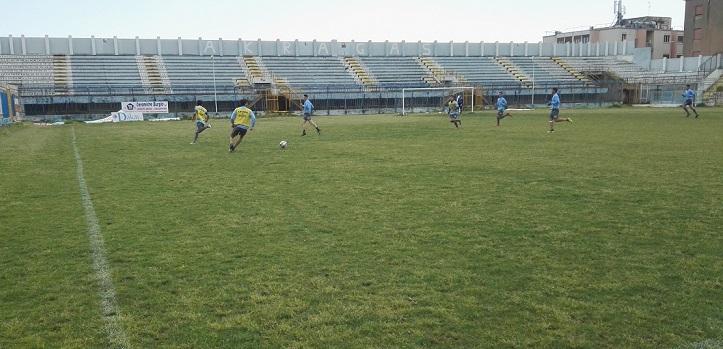 Calcio, Eccellenza: finisce a reti inviolate il derby tra Akragas e Canicattì