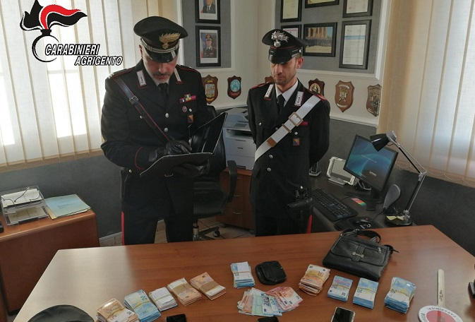 Rapina in banca a Raffadali, indagine lampi dei Carabinieri: presi i responsabili